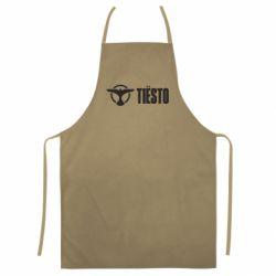 Цветной фартук Tiesto Logo 2