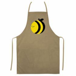 Цветной фартук толстая пчелка