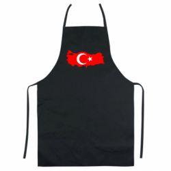 Цветной фартук Turkey