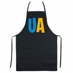 Цветной фартук UA Blue and yellow