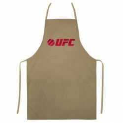 Цветной фартук UFC Main Logo