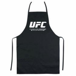 Цветной фартук UFC