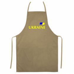 Кольоровий фартух FLAG UKRAINE