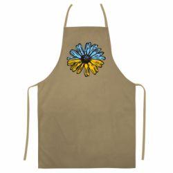 Кольоровий фартух Українська квітка