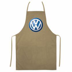 Кольоровий фартух Volkswagen Small Logo