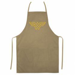 Цветной фартук Wonder Woman Logo