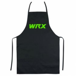 Кольоровий фартух WRX