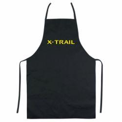 Цветной фартук X-Trail