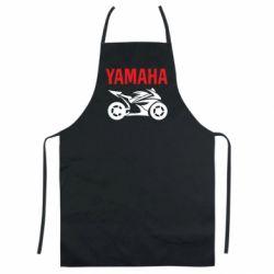 Кольоровий фартух Yamaha Bike