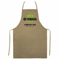 Кольоровий фартух Yamaha Monster Energy