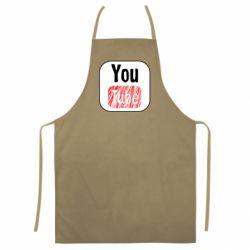 Кольоровий фартух YouTube