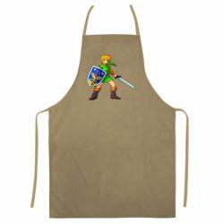 Цветной фартук Zelda