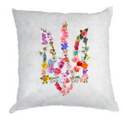 Подушка Цветущий герб