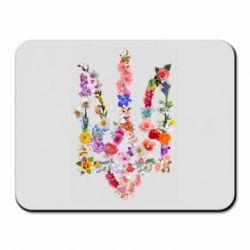 Коврик для мыши Цветущий герб