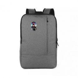 Рюкзак для ноутбука Cyberpunk girl