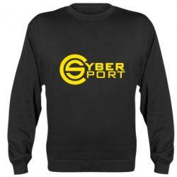 Реглан (свитшот) CyberSport1