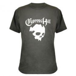 Камуфляжна футболка Cypres hill Vintage