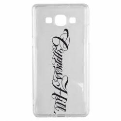 Чехол для Samsung A5 2015 Cypress Hill