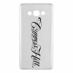Чехол для Samsung A7 2015 Cypress Hill