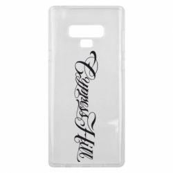 Чехол для Samsung Note 9 Cypress Hill