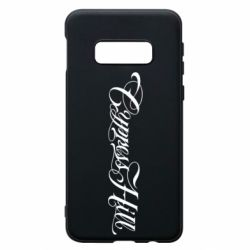 Чехол для Samsung S10e Cypress Hill