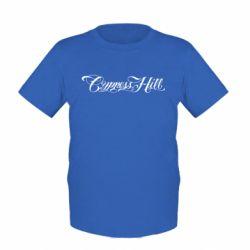 Детская футболка Cypress Hill