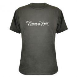 Камуфляжная футболка Cypress Hill - FatLine