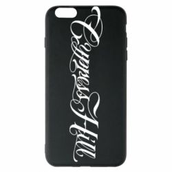 Чехол для iPhone 6 Plus/6S Plus Cypress Hill