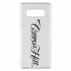 Чехол для Samsung Note 8 Cypress Hill