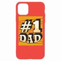 Чехол для iPhone 11 Pro Dad number one