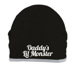 Шапка Daddy's Lil Monster - FatLine