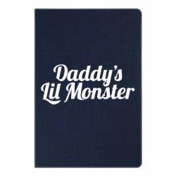 Блокнот А5 Daddy's Lil Monster