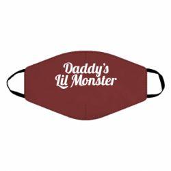 Маска для обличчя Daddy's Lil Monster