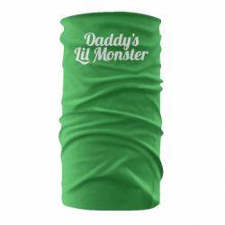 Бандана-труба Daddy's Lil Monster