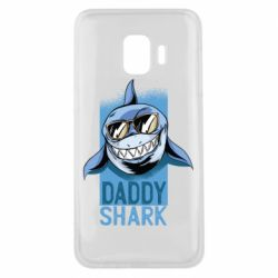Чехол для Samsung J2 Core Daddy shark