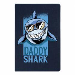 Блокнот А5 Daddy shark