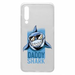 Чохол для Xiaomi Mi9 Daddy shark