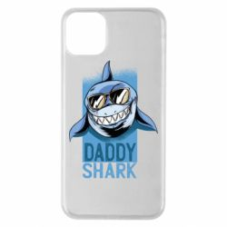 Чехол для iPhone 11 Pro Max Daddy shark