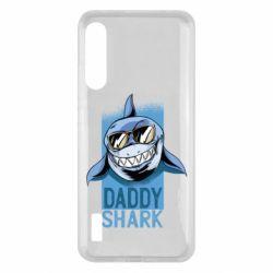 Чохол для Xiaomi Mi A3 Daddy shark