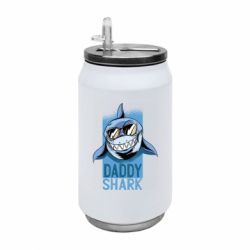 Термобанка 350ml Daddy shark