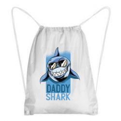 Рюкзак-мішок Daddy shark