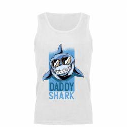 Майка чоловіча Daddy shark