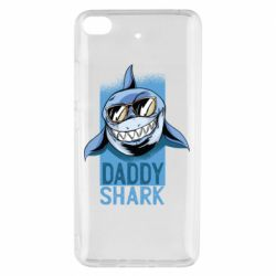 Чохол для Xiaomi Mi 5s Daddy shark