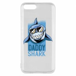 Чохол для Xiaomi Mi6 Daddy shark