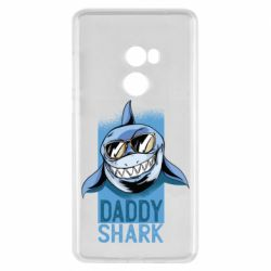 Чехол для Xiaomi Mi Mix 2 Daddy shark
