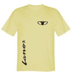 Мужская футболка Daewoo Lanos - FatLine