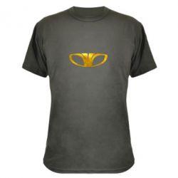 Камуфляжная футболка Daewoo logo Голограмма