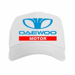 Кепка-тракер Daewoo Motors - FatLine