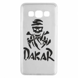Чехол для Samsung A3 2015 DAKAR LOGO