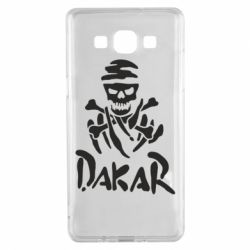 Чехол для Samsung A5 2015 DAKAR LOGO